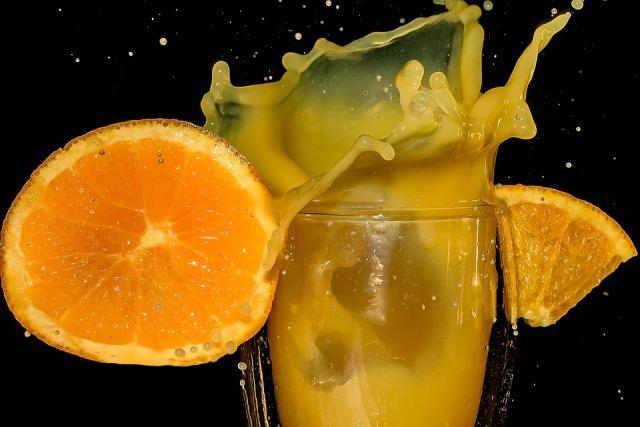 апельсиновый сок долголетие
