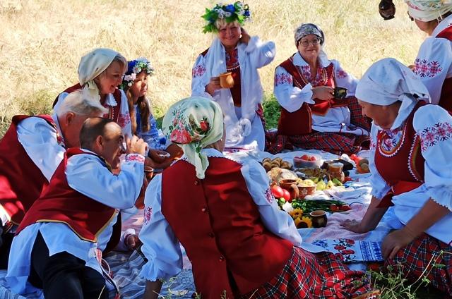 фото Дожинок Беларусь