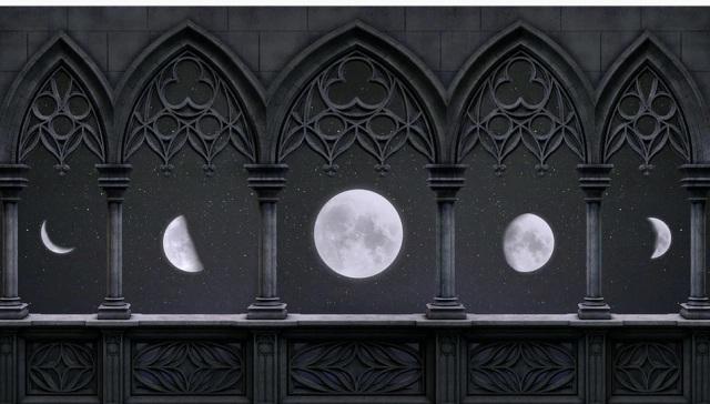 про луну детям