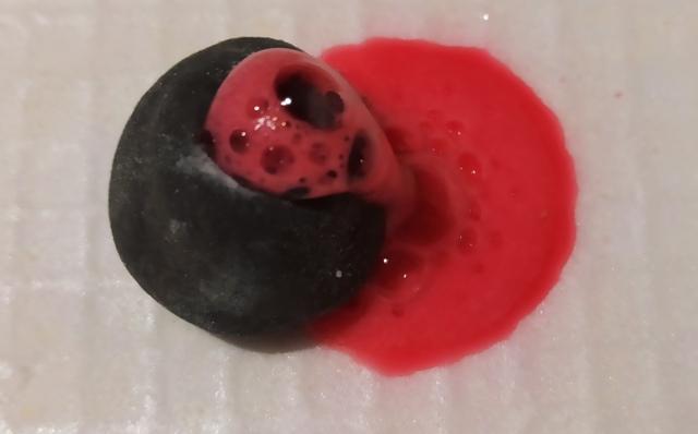 вулкан для детей из соды