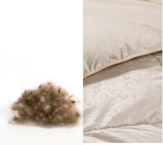 Одеяло с натуральным наполнителем, какое лучше выбрать