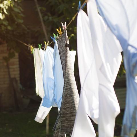 как стирать ситец