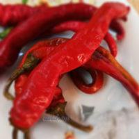 острый маринованный перец рецепт