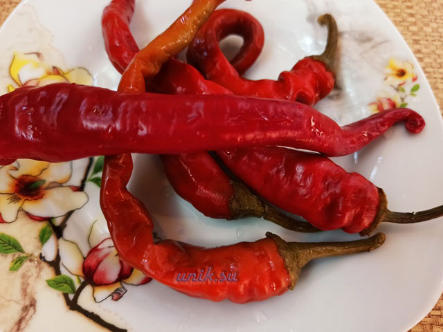 острый маринованный перец рецепт на зиму