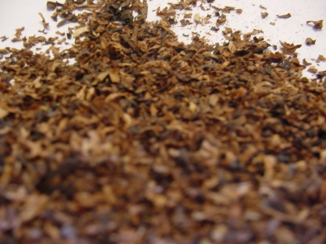 табак против вредителей