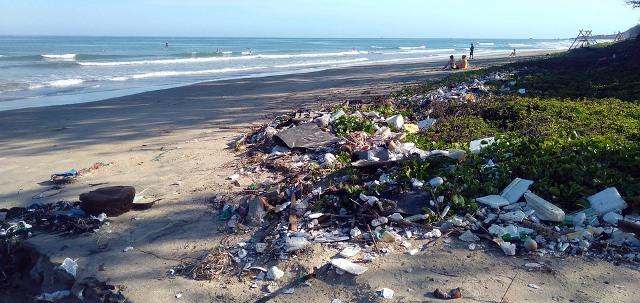 загрязнение морей